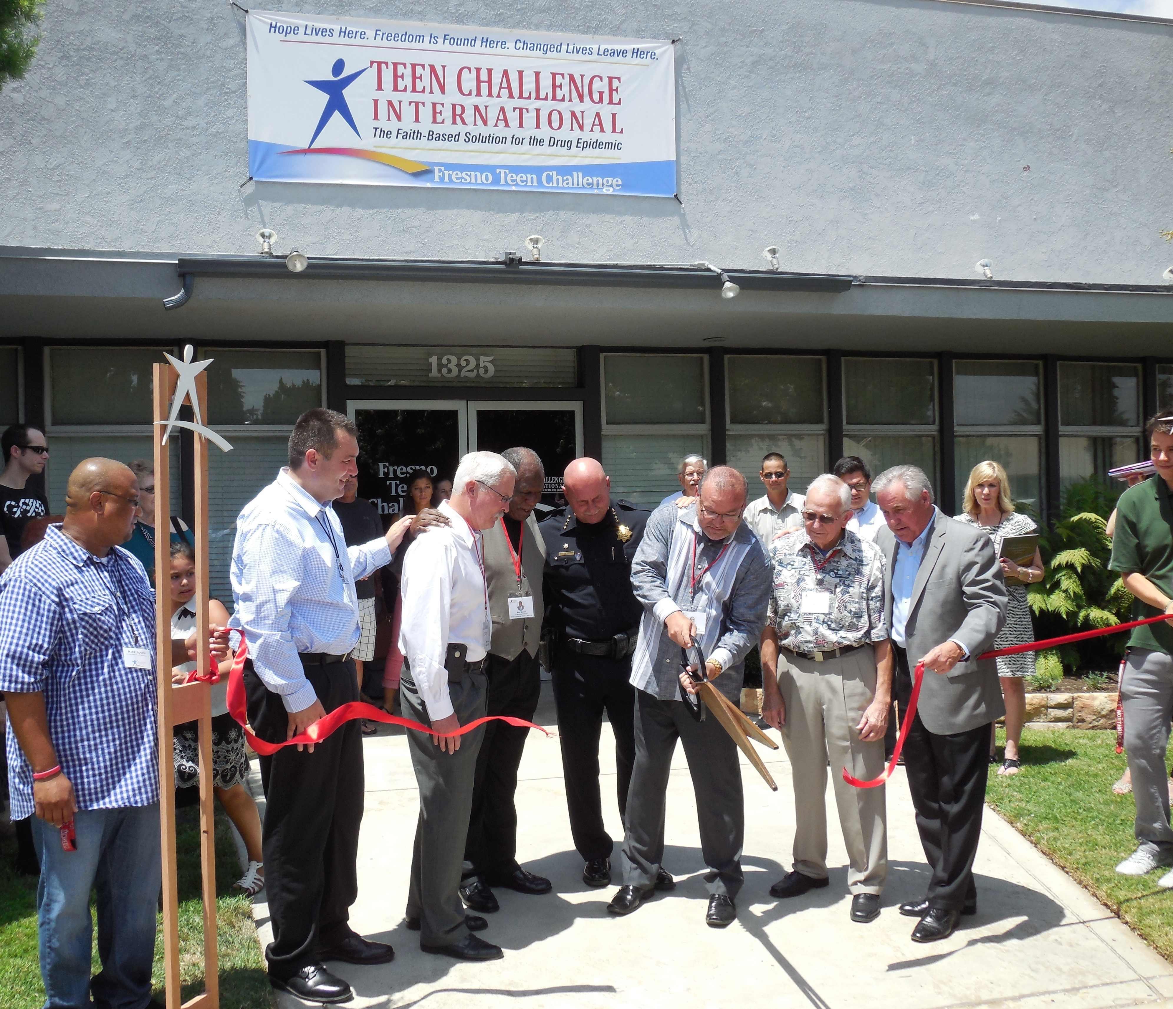 Com headquarters teen challenge