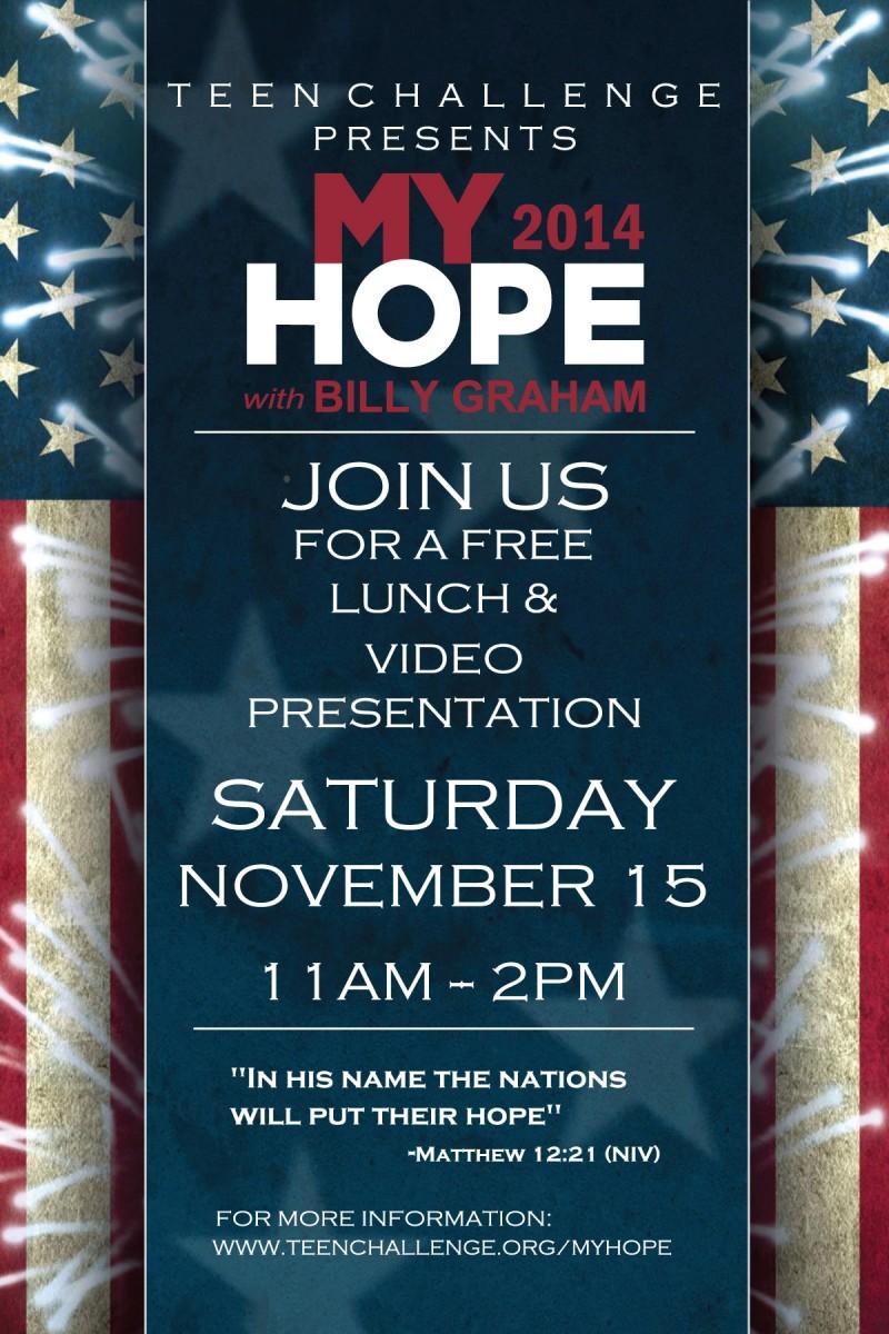 Teen Challenge International Southern Californiamy Hope