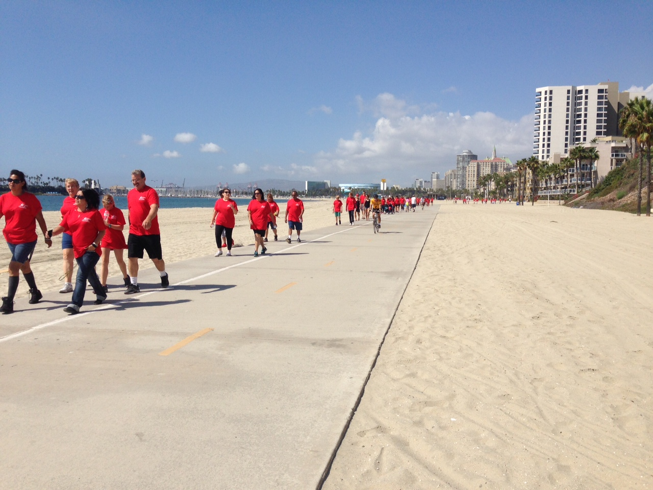 Teen Challenge Walks for Recovery